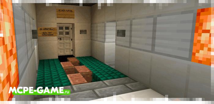 Apocalyptic — Майнкрафт карта с бункером для выживания