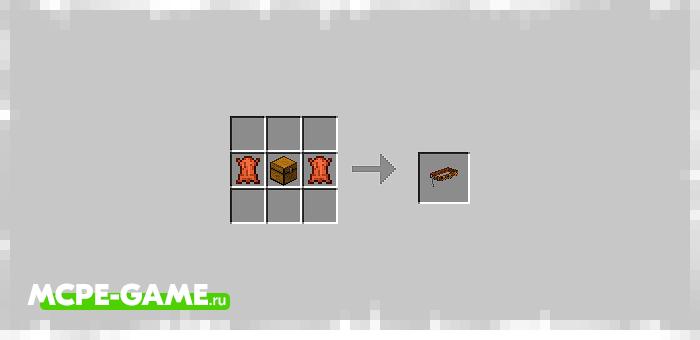 Рецепт крафта ремня для инструментов из мода Backpacks & Toolbelts