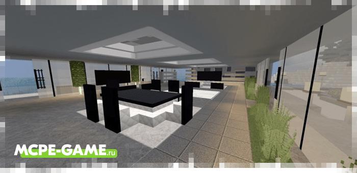 Modern Mansion — Современный особняк у моря