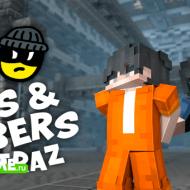 Cops and Robbers — Карта с тюрьмой для игры по ролям
