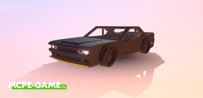 Dodge SRT Demon — Мод на машину Додж Челленджер