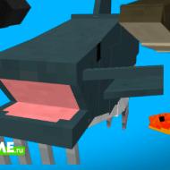 Exoctic Fish — Мод, добавляющий 15 видов рыбы