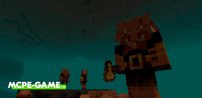 Brutal Piglin from Minecraft 1.16.0.68
