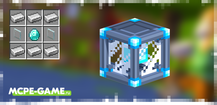 Jewel Chest from the More Useful Chests mod for Minecraft