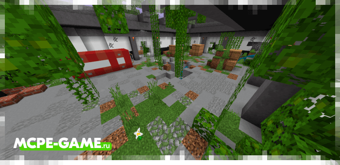 Minecraft map secret lab SCP: Secret Lab