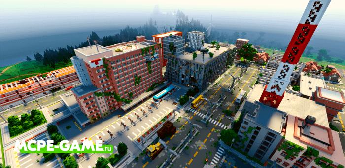 Zombiepolis — Заброшенный город во время Зомби Апокалипсиса
