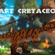 Craft Cretaceous — Динозавры мелового периода