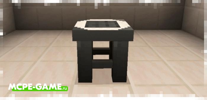 Верстак для светильников из мода Lights Craft для Minecraft
