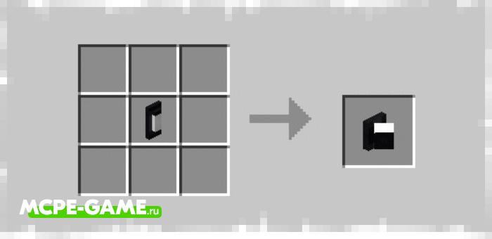 Настенные светильники из мода Lights Craft для Minecraft