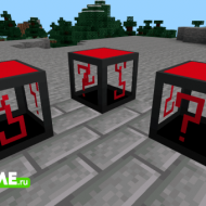 Unlucky Blocks — Мод на неудачные блоки