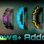 Bows+ — Сразу 7 луков с уникальными особенностями