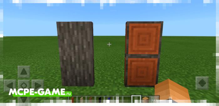 Пример поворота текстуры на секретной двери