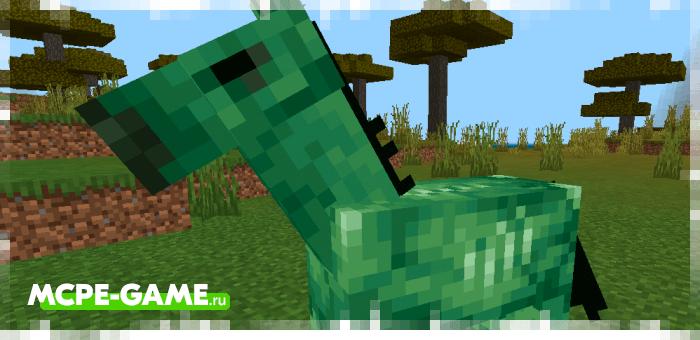 Minecraft Zombie Horse Add-on