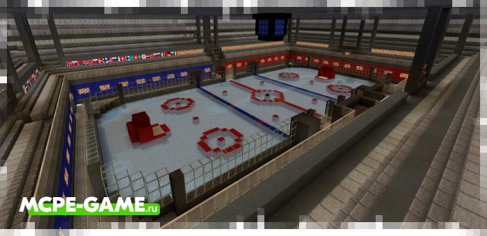 Ice Hockey — Играйте в хоккей вместе с друзьями