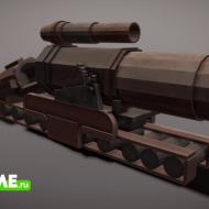 Minecraft ArtilleryCraft Addon
