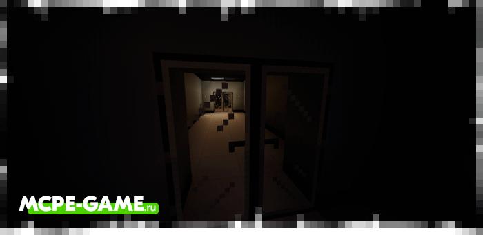 Minecraft EXIT Horror Map