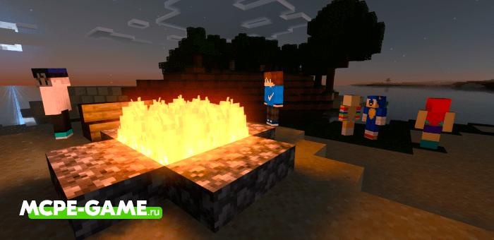 Minecraft Ki Player Addon