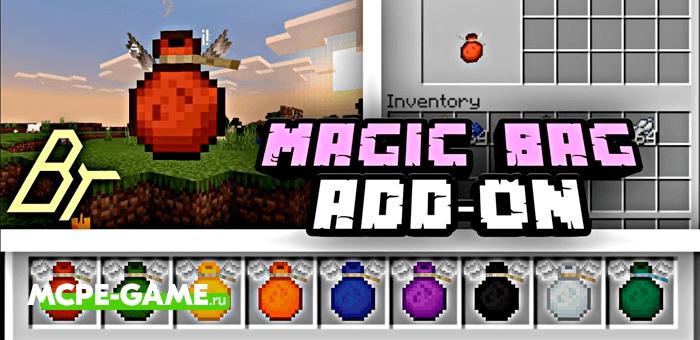 Minecraft Magic Bag