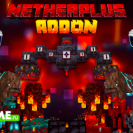 Minecraft Nether Plus Add-on