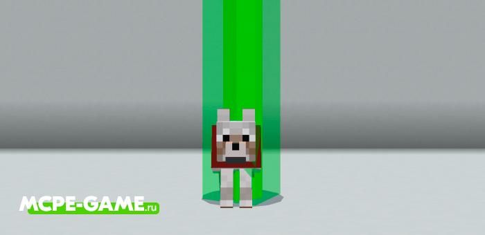 Minecraft Pet Beacons Addon