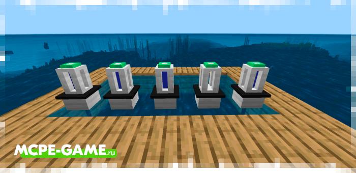Minecraft Thirsty Addon