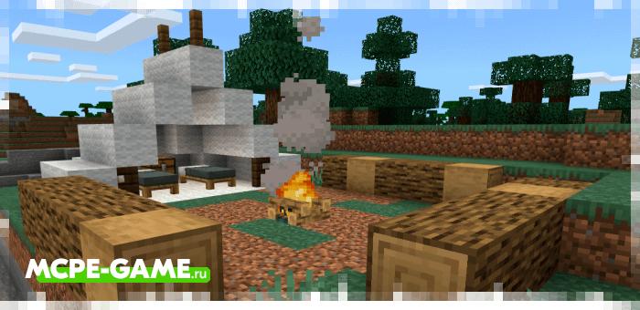 Minecraft Zombie Apocalypse Add-on
